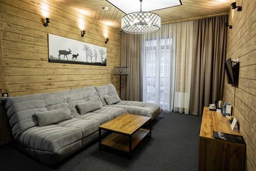 Люкс с одной спальней